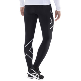 2XU Ignite Compression Tights Men Black/Silver Reflective